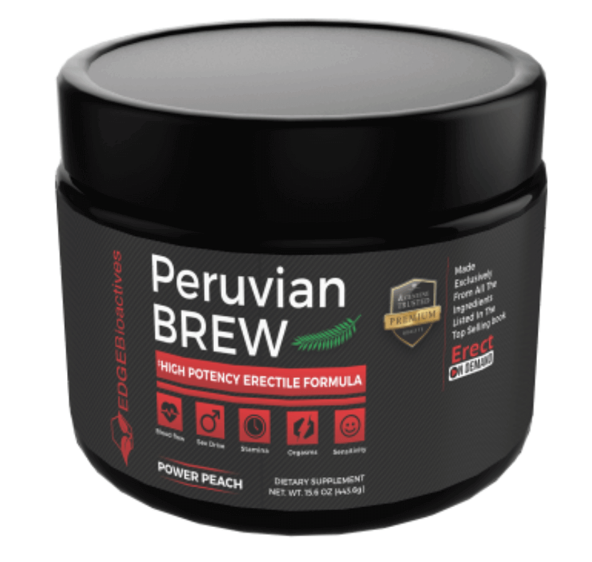 Image result for Peruvian Brew for ED